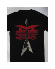 Michael Schenker Group – Built To Destroy Tour '84 T-shirt