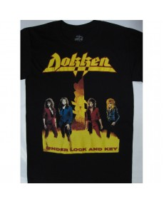 Dokken – Under Lock And Key T-shirt