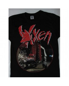 Vixen - s/t  Edge of a Broken Heart Tour T-shirt