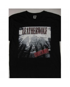 Leatherwolf  - Street Ready Tour '89  T-shirt