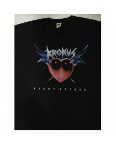 Krokus – Heart Attack Tour T-shirt