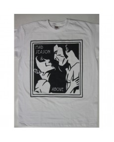 Mad Season - s/t '95 Alice In Chains , Pearl Jam White T-shirt