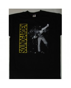 Soundgarden - Louder Than Love  '89 Tour T-shirt