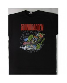 Soundgarden - Badmotorfinger Tour '92 T-shirt