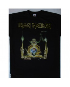 Iron Maiden - Seventh Son of a Seventh Son Tour  T-shirt