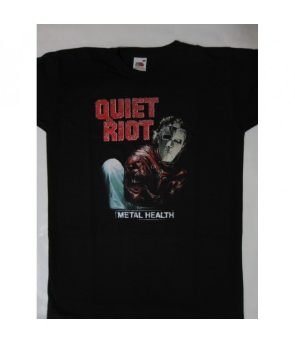 Quiet Riot - Metal Health Tour  T-shirt