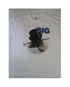 Mr Big - s/t '89  ''THE BIG TOUR'' T-shirt