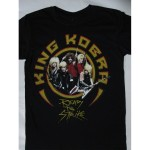 King Kobra – Ready To Strike Tour '85 T-shirt