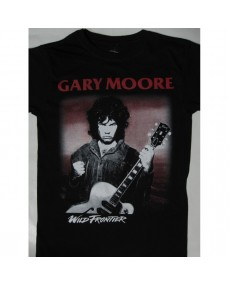 Gary Moore – Wild Frontier 1987 World Tour T-shirt