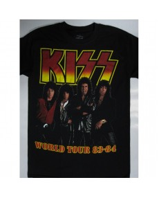 Kiss –  Lick It Up Tour 83-84 T-shirt