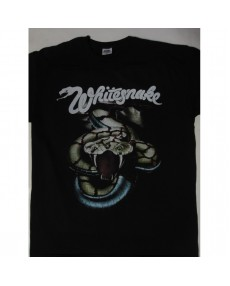 Whitesnake - Slide It In Tour '84 T-shirt