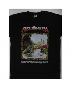 Helloween - Keeper Of The Seven Keys Part II T-shirt