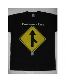 Coverdale•Page  -Japan Tour '93 Whitesnake/Led Zeppelin T-shirt