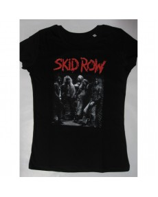 Skid Row - s/t  '89  Women's T-shirt