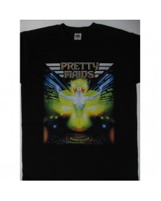 Pretty Maids - Jump the Gun Japan Tour '90  T-shirt