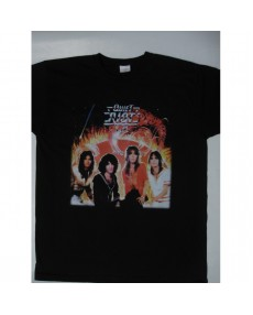 Quiet Riot - s/t '77  T-shirt Randy Rhoads