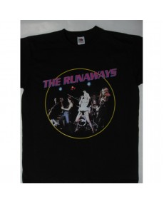 The Runaways - Cherry Bomb  T-shirt