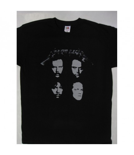 Metallica - s/t Black Album  Tour '91 T-shirt