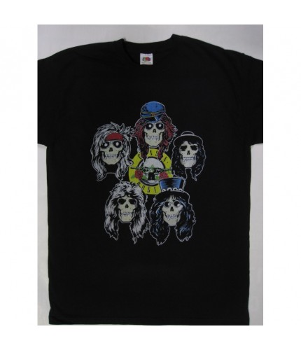 Guns N' Roses - Appetite for Destruction Tour  T-shirt