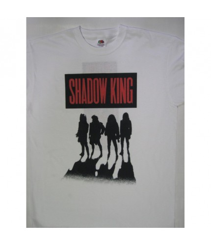 Shadow King - s/t  Tour '91 Lou Gramm / Foreigner T-shirt