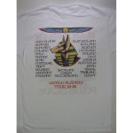 Iron Maiden - Powerslave World Slavery 84-85 T-shirt