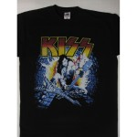Kiss - Animalize Slave Girl World Tour '84 T-shirt