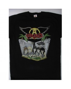 Aerosmith - Permanent Vacation Tour 87/88  T-shirt
