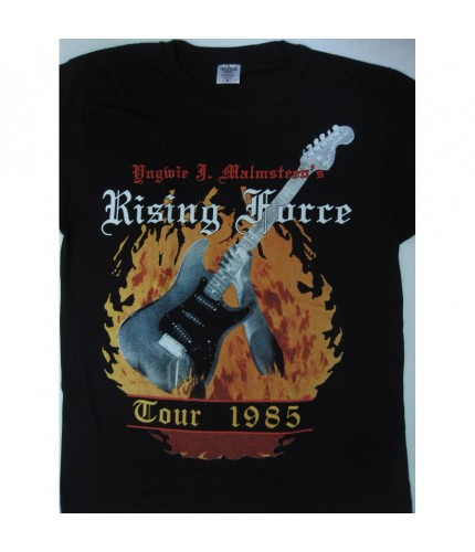 Yngwie J. Malmsteen - Japan Tour '85  T-shirt