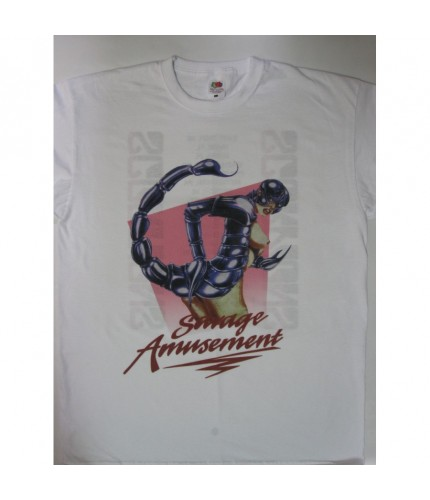 Scorpions - Savage Amusement  Tour  T-shirt