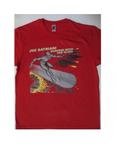 Joe Satriani – Surfing With The Alien Tour T-shirt