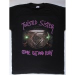 Twisted Sister - Come Out and Play Tour '86 T-shirt