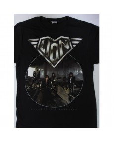 Lion  – Dangerous Attraction Tour '87-'88 T-shirt