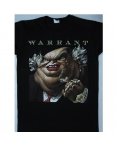 Warrant – Dirty Rotten Filthy Stinking Rich Tour T-shirt