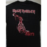 Iron Maiden  – Killers T-shirt