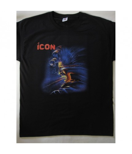 Icon - s/t  Iconoclast Tour '84  T-shirt
