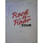 White Lion - Pride Rock 'N Roar Tour T-shirt