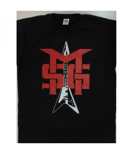 Michael Schenker Group - Armed and Ready Tour'80  T-shirt