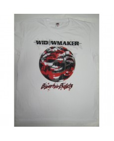 Widowmaker - Blood and Bullets White T-shirt