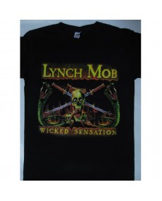 Lynch Mob – Wicked Sensation Tour '90 T-shirt