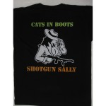 Cats in Boots - Kicked & Klawed T-shirt