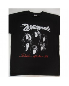 Whitesnake - Slide It In Tour  T-shirt