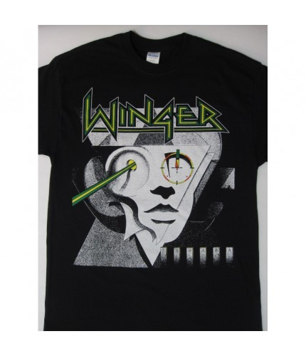 Winger - s/t Too Tuff  To Tame Tour'88-89 T-shirt