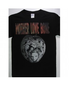 Mother Love Bone - T-shirt Temple Of Dog , Pearl Jam