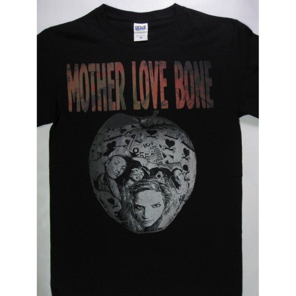 Mother Love Bone T Shirt Temple Of Dog Pearl Jam