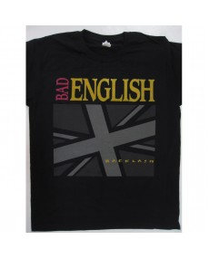 Bad English -  Backlash T-shirt