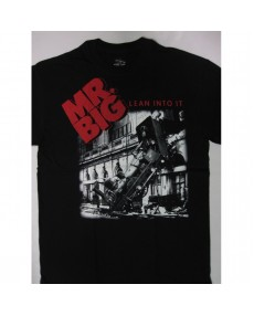 Mr Big - Lean into It  T-shirt