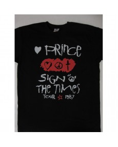 Prince - Sign o' the Times Tour '87  T-shirt