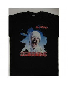 Scorpions - Blackout Tour '82  T-shirt