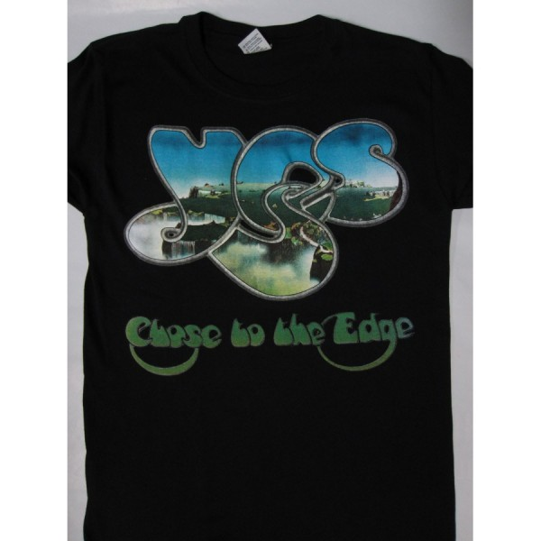 Yes – Close to the Edge T-shirt