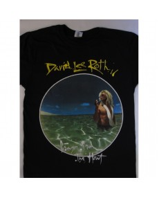 David Lee Roth - Crazy from the Heat  Tour '85 T-shirt